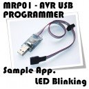 [Sample Application] LED blinking on MRP01