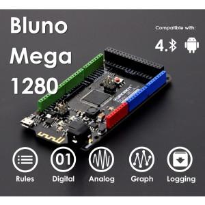 [DFR0306] Bluno Mega 1280 - A Bluetooth 4.0 Micro-controller Compatible with Arduino Mega