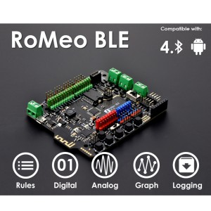 [DFR0305] Romeo BLE (Arduino Compatible Atmega 328)