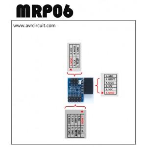MRP06 - 6-pin &10-pin ISP Converter