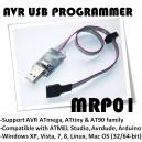MRP01 - AVR USB Programmer