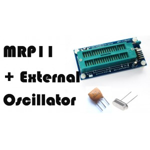 [Tutorial] How to use MRP11 with external oscillator