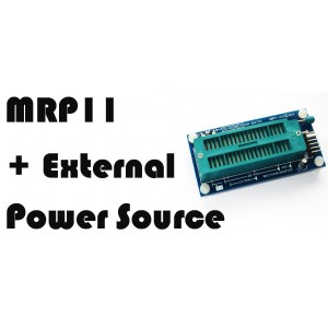 [Tutorial] How to apply external power on MRP11