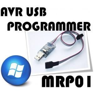 [Tutorial] Uploading hex file to MRP01 in Windows