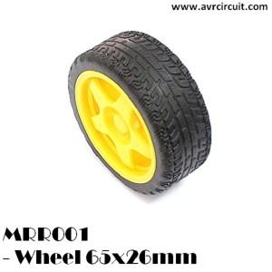 MRR001 - Wheel 65x26mm