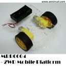 MRR004 - 2WD Mobile Platform
