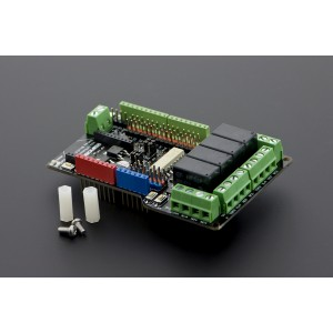 [DFR0144] Relay Shield for Arduino V2.1