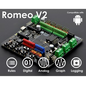 [DFR0225] Romeo V2-All in one Controller