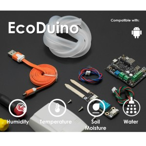 [KIT0003] EcoDuino - An auto planting kit
