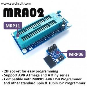 MRA02 - AVR Adapter Set