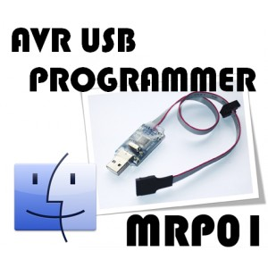[Tutorial] How to use MRP01 with Arduino IDE in Mac OS X